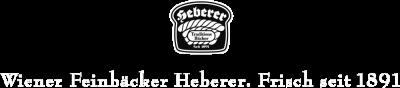 Heberer Logo sw mit Claim