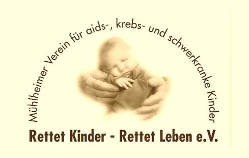 Logo Rettet Kinder - Rettet Leben